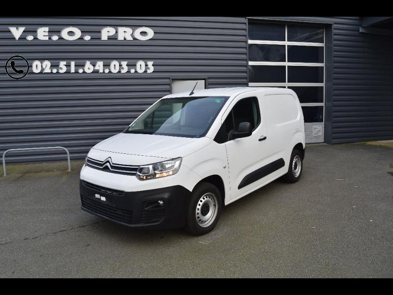 Berlingo Van M 650kg BlueHDi 100 Club 3pl + Radar Ar