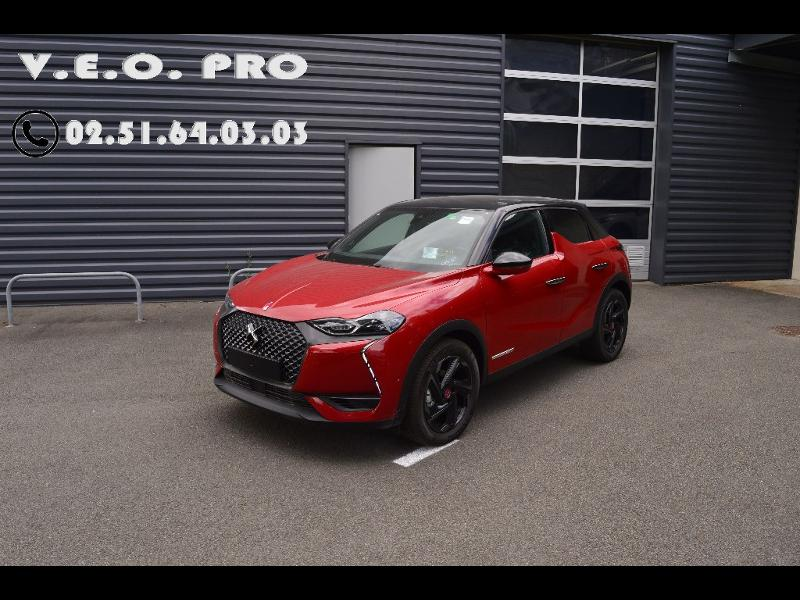DS 3 Crossback BlueHDi 100ch Performance Line + GPS + JA18 + Full LED + Camera
