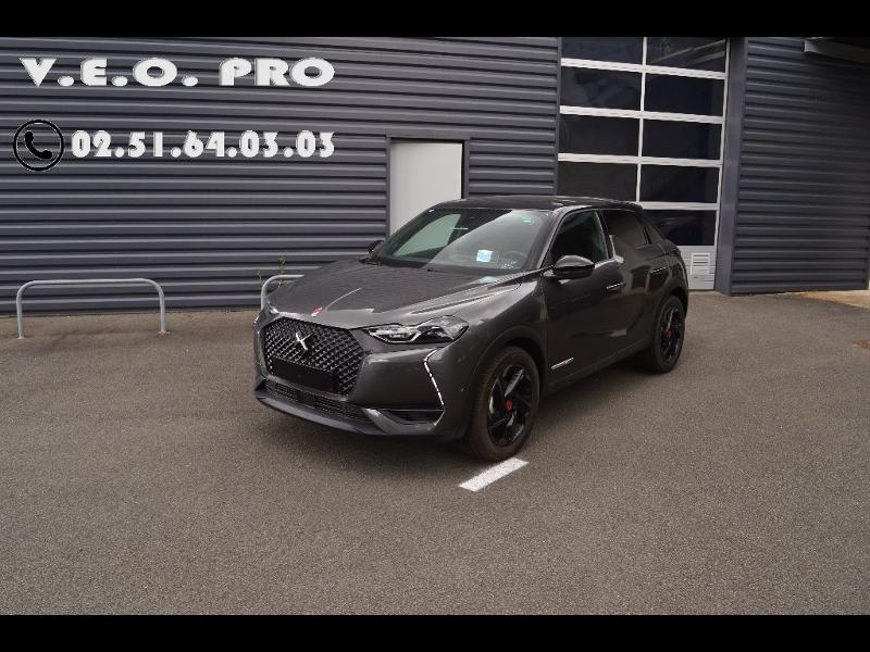 DS 3 Crossback PureTech 100ch Performance Line + GPS + JA18 + Full LED + Camera