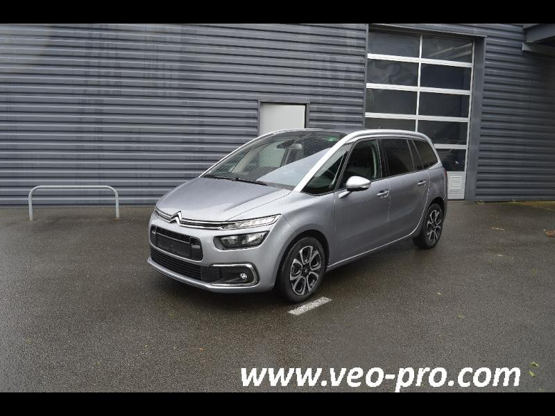 Grand C4 SpaceTourer BlueHDi 130ch Shine EAT8 7pl + GPS + Park Assist
